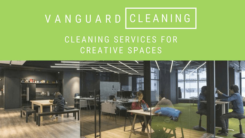 Clean Shared Space Equals Office Success
